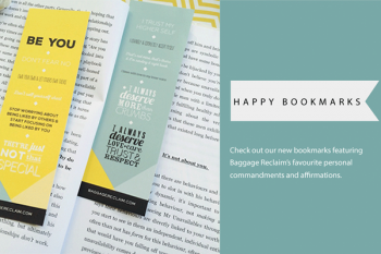 Happy Bookmarks