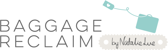 Baggage Reclaim Shop Logo