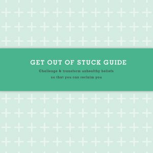 Get Out of Stuck Guide