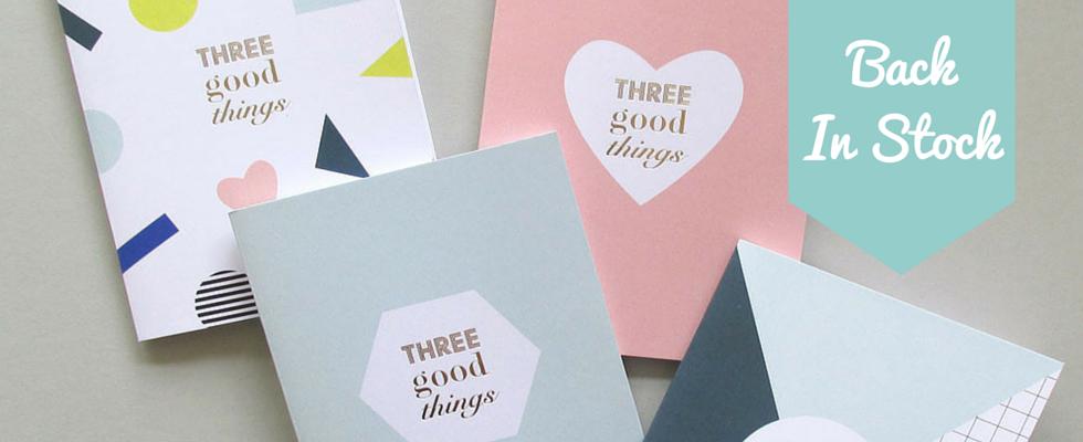 3 Good Things by Lollipop Designs