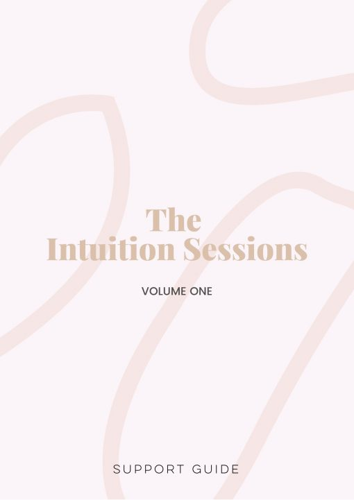 The Intuition Sessions by Natalie Lue for Baggage Reclaim. Support guide for the audio sessions